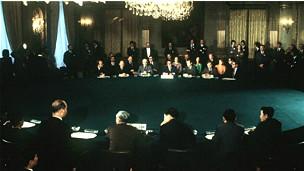 Hà Nội đồng ý kết thúc đàm phán không lâu sau đợt ném bom của Mỹ.