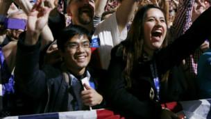 Người Mỹ gốc Á tại cuộc bầu cử Tổng thống Mỹ 11/2012