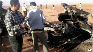 Operación de rescate en Argelia