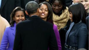Obama ailesi