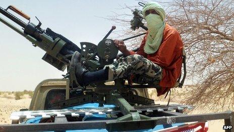 Militante islamista
