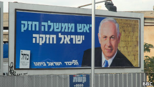 Netanyahu / BBC