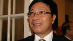 Bộ trưởng Bộ Ngoại giao Việt Nam Phạm Bình Minh