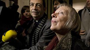 Charlotte Cassez, madre de Florence