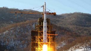 Bắc Hàn phóng hỏa tiễn