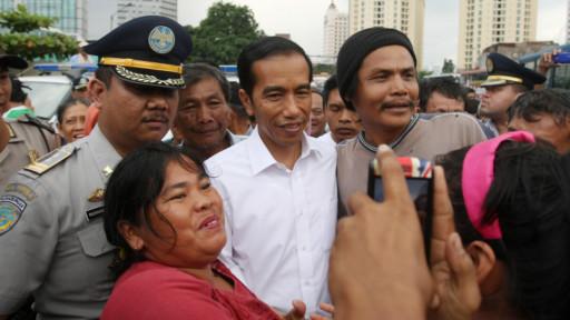 Gubernur Joko Widodo