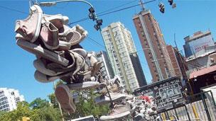 Argentina, foto de Cromañón, Foto: Sergio Panei Pitrau