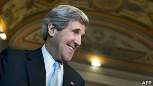 Thượng nghị sỹ John Kerry