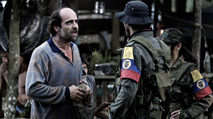 Still de la película Operación E