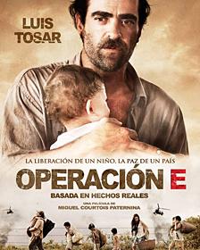 Cartel de la película Operación E