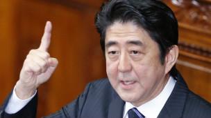 Shinzo Abe gọi hành động của Trung Quốc là 'nguy hiểm'
