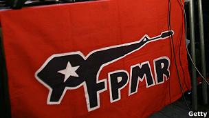 Bandera del FPMR
