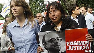 Protestas por asesinato de Jaime Guzmán