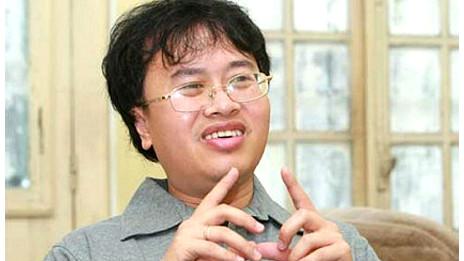 Giáo sư vật lý Đàm Thanh Sơn