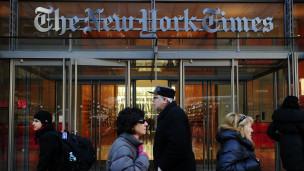 New York Times bị hack bởi tin tặc Trung Quốc