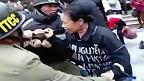 Công an xô xát với nông dân Dương Nội 28/01/2013