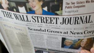 Báo Wall Street Journal nói cũng là nạn nhân của tin tặc Trung Quốc