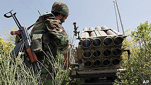 Combatiente de Hezbolá
