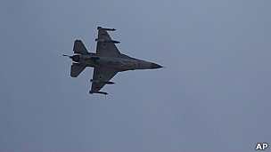 F16 israelí