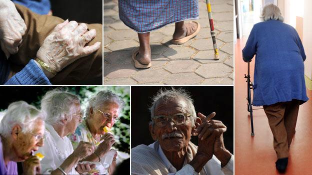 Personas mayores