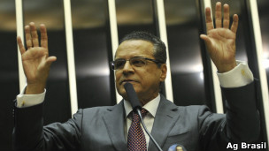 Henrique Alves (PMDB-RN), presidente eleito da Câmara