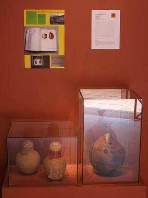 Obras de Juana y Julia en el CAV/Museo del Barro