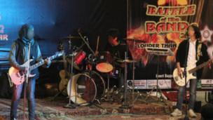 प्रगाश, कश्मीरी रॉक बैंड