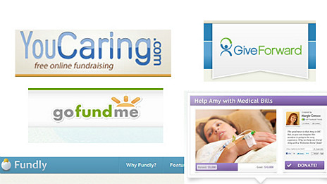 Páginas de crowd funding