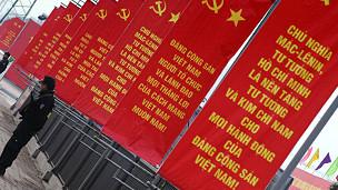 Khẩu hiệu của đảng tại Đại hội XI năm 2011