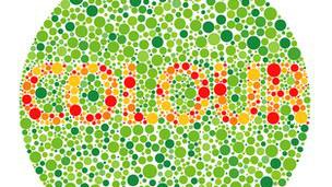 Test para daltónicos