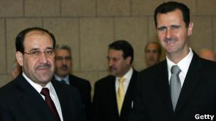 Maliki y Asad