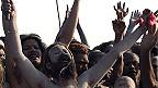 Người hành hương ở Allahabad