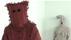 Exhibición de figuras monstruosas en París