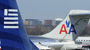 American Airlines e US Airways