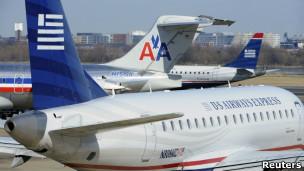 American Airlines y US Airways confirmaron este jueves su fusión