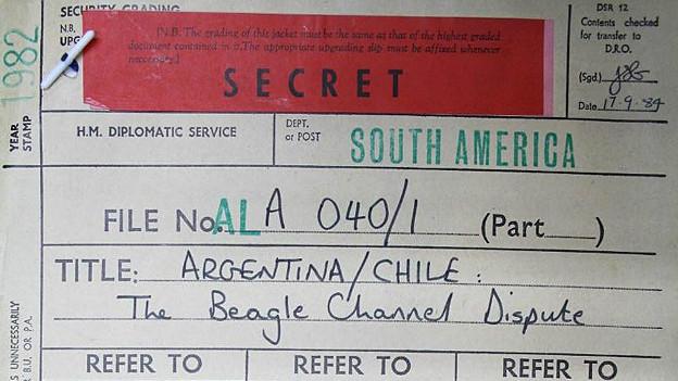 Archivo secreto