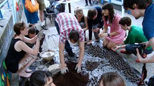 Creando las bombas de semillas