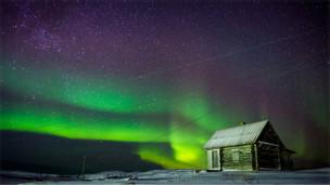Fotos revelam espetáculo da aurora boreal no Ártico russo - BBC ...