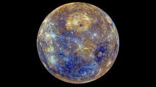 Mercurio desconocido es revelado por la NASA