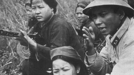 Dân quân Việt Nam