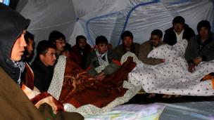 معترضان بامیانی