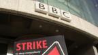 Phóng viên BBC đình công