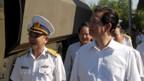 Nguyễn Tấn Dũng thăm đoàn 681 hải quân