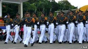 台湾陆军官校学员