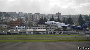 Viejo aeropuerto de Quito