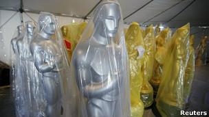 Preparativos para los Oscar