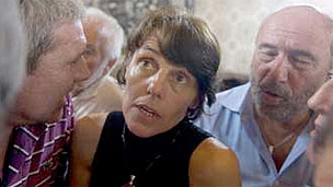 Mariana Mota. Foto: AFP