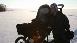Suecos colocam bebês para tirar soneca em frio abaixo de zero ...