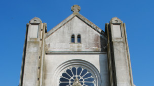 Igreja vendida em Soissons (Crédito: corretora Patrice Besse)