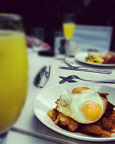 Brunch (Foto: Jossette Rivera)